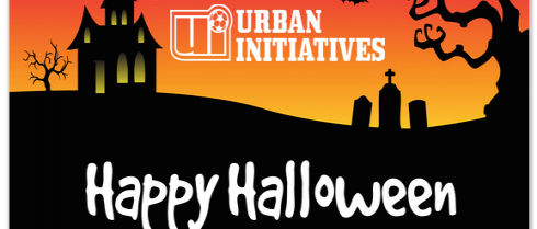 UI Halloween Party Invite